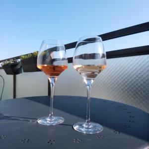 2月のワイン講座「春を祝うロゼワイン」