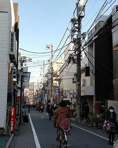 吉祥寺・中道通り散歩 ♪