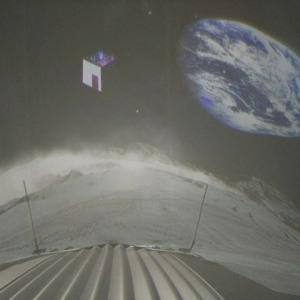 立川で宇宙体験!360℃新感覚ミュージアムが、ららぽーと立川立飛に期間限定オープン