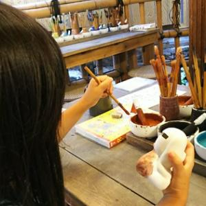 近場で夏休みを楽しむなら調布市深大寺の陶芸体験