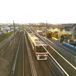 八王子市(山田駅)から西東京市(ひばりヶ丘)まで電車で行ってみた