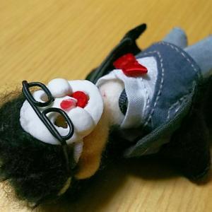 マシュー人形、八王子古本まつりで販売開始…コマ撮りしたら面白そうじゃんか♪