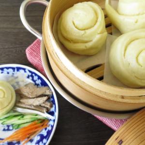 【レシピ】フワフワ花巻の作り方