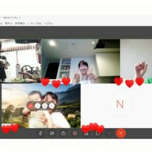 オンラインレッスン風景・7月/横浜市料理教室