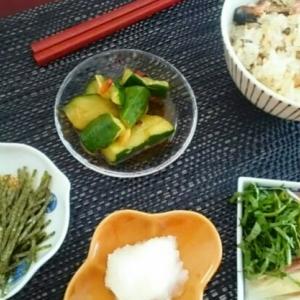 オンライン料理教室9月・サンマ、しらたき、鶏むね肉