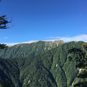燕岳①  #山が好き