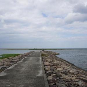 海の上の展望台