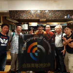 第47回タイ高専校友会 at スクンビット・ソイ26「北海道レストラン 原始焼き2号店」