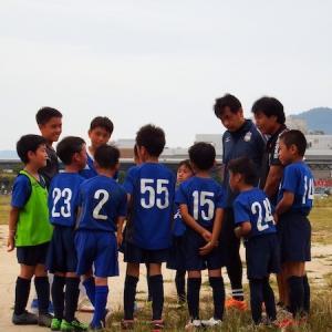2019/9/29 Courage広島ミニサッカー交流戦(3年)