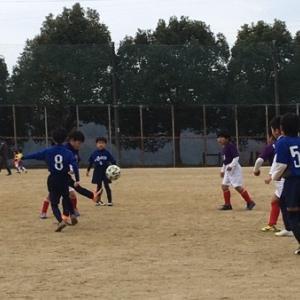 2020/1/12 ジョイフットカップU-8(2年)