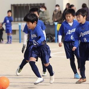 2020/2/2 観音さわやか少年サッカーフェスティバル(3年)