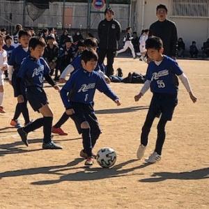 2020/2/1 観音なかよし少年サッカーフェスティバル(2年)