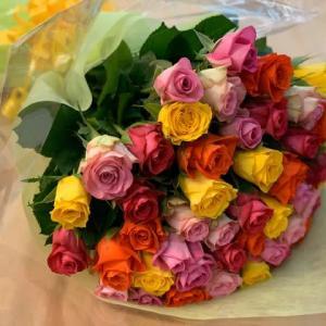 2019年12月 バラ花束来店予約受付始めました!