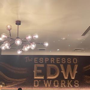 夜お茶@ESPRESSO D WORKS