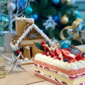 ロイヤルパークホテル 2020 クリスマスケーキ10/1より予約開始