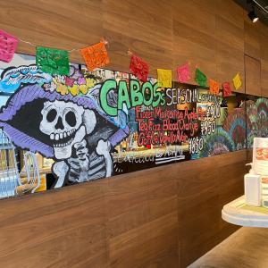 メキシカンランチ@MODERN MEXICAN CABOS