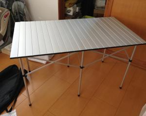 リサイクル テーブル