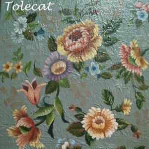 Floral Brocade Box