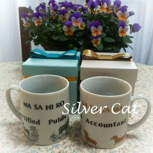 お祝い Mug Cup