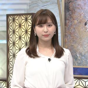 角谷暁子アナ ニュースモーニングサテライト
