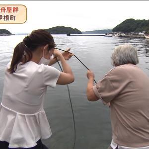 野嶋紗己子アナのブラが、ありえないくらい透ける!!【GIF動画あり】