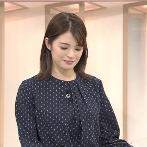 川﨑理加アナ ニュースほっと関西 列島ニュース