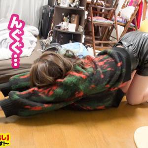 【勝負下着見せちゃいます!】渋谷駅前で見つけたエステティシャンの勝負下着は透け透け!!