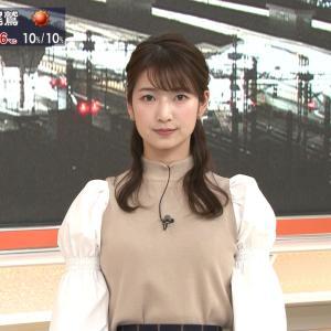 安藤萌々アナ グッド!モーニング