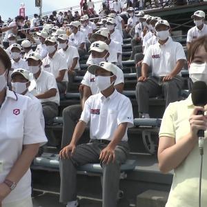 鷲尾千尋アナ むちむち甲子園!