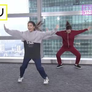 岩田絵里奈アナ ジャージ姿でダンスを披露!