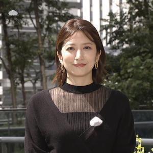 笹崎里菜アナ コスプレ & シースルー!【GIF動画あり】