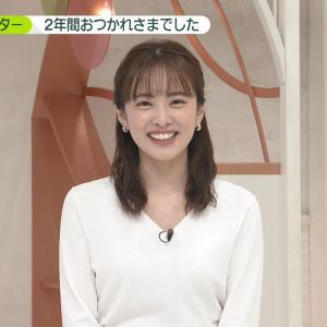 河出奈都美アナ 「NewsZero」を卒業!
