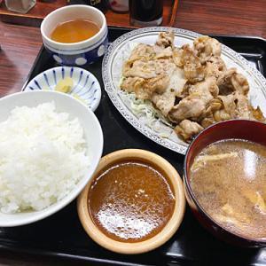 【簡レポ】 宇宙軒食堂 とんバラ定食