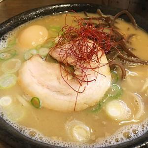 【簡レポ】 麺屋食堂 剛力 カニみそ豚骨