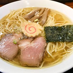 【簡レポ】 客野製麺所 らーめん