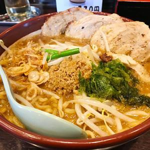 【簡レポ】 蔵deらーめん 伊勢味噌炙りチャーシュー麺