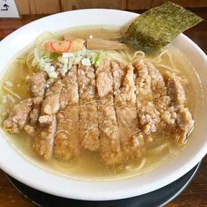 【簡レポ】 客野製麺所 パーコーらーめん(薄口醤油)
