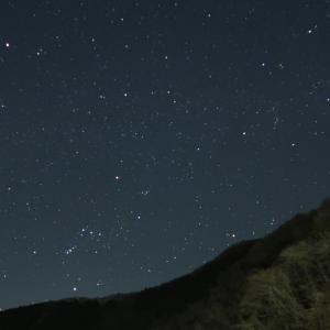 奥多摩の星