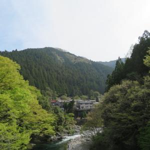 みたらい渓谷と天河神社