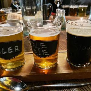 アイスランド ビール工房 ブリッギャン・ブルッグフースでランチ