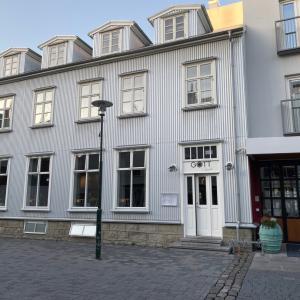 アイスランド レイキャビク Konsulat Hotel