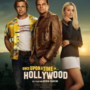 映画「Once Upon a Time in Hollywood」観ました