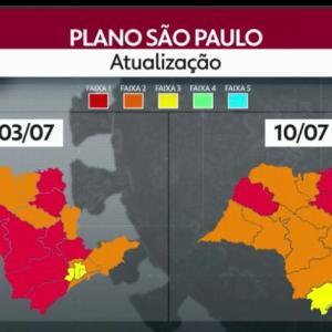 ブラジル サンパウロ州7月30日まで外出制限延長 公園とジムの再開