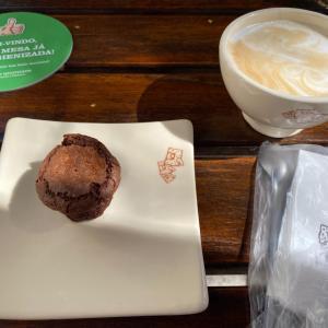 やっとカフェへ行きました Le Pain Quotidien