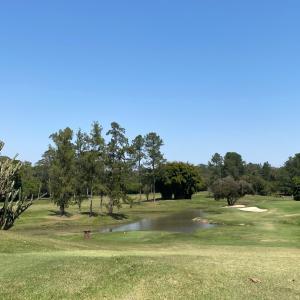 昨日のゴルフ 春と夏が混在?