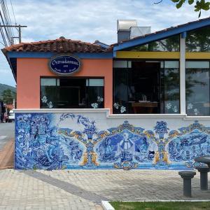 フロリアノポリス旅行 オイスターレストラン オストラダムス