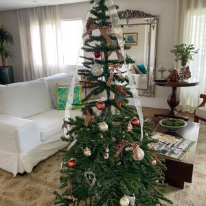 クリスマスツリー飾りました マンションもクリスマスデコレーション