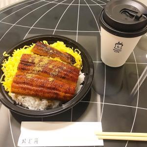 日本へ一時帰国 ザロイヤルパークホテル東京羽田 うな丼