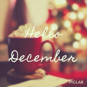 12月のメッセージ