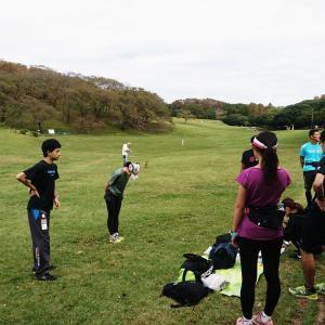 神奈川走ろう会の練習会に参加してきました